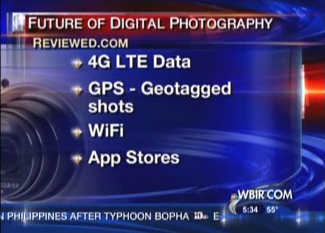 Future Camera Tech