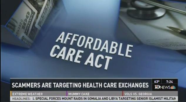 Spotting Obamacare Scams