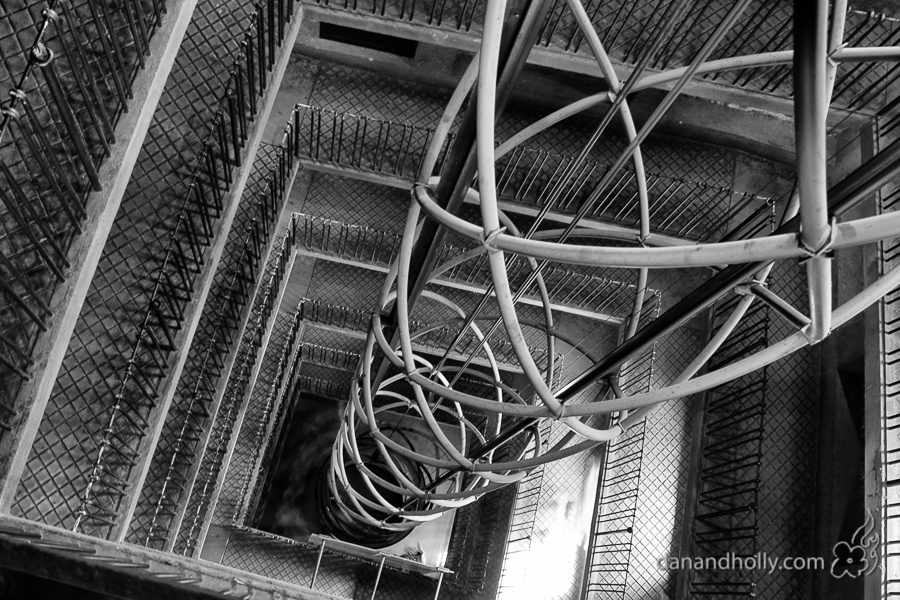 POTW: The Tower Stairwell