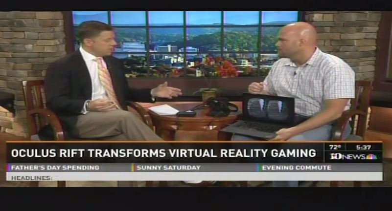 Meet Oculus Rift