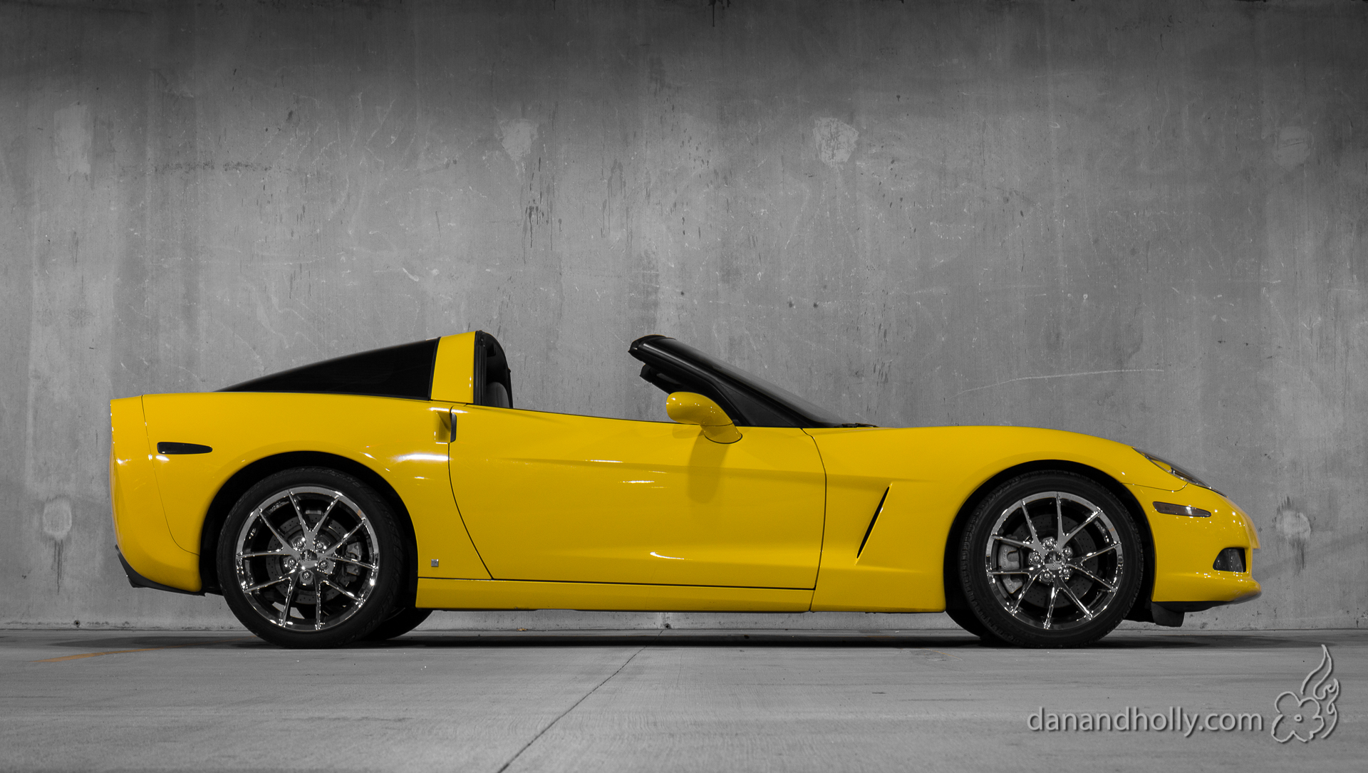 POTW: Little Yellow Corvette