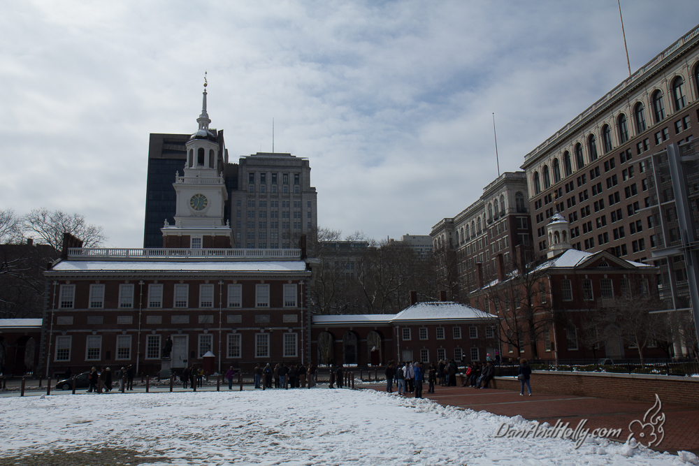 Attraction Review: Independence Hall and the Liberty Bell